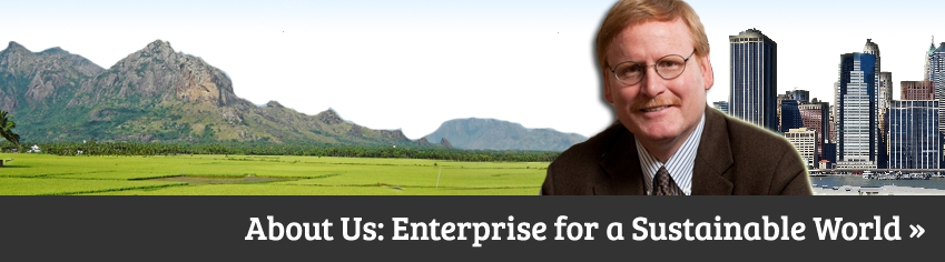 About Us: Enterprise for a Sustainable World